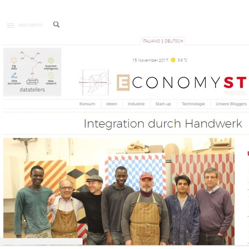 14.11.2017_EconomyST: Integration durch Handwerk